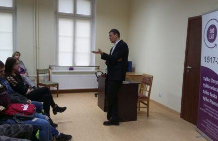 Znaczenie reformacji na Warmii i Mazurach-historia Kościoła Ewangelicko-Augsburskiego-nauka tolerancji.