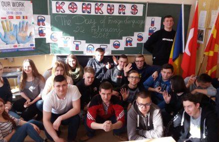 Dzień języków obcych w PCE