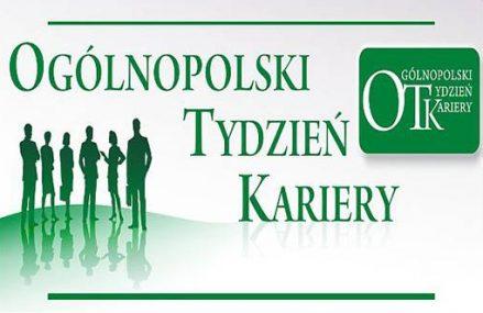 Ogólnopolski Tydzień Kariery – wizyta uczniów klasy VIII