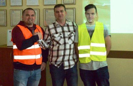 Logistycy w Fabryce Plastików Kwidzyn