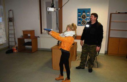PCE w Centrum Szkolenia Straży Granicznej