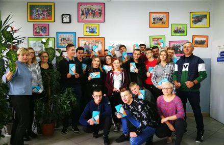Dodatkowe kwalifikacje podstawą sukcesu uczniów PCE w Kętrzynie