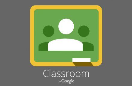 Logowanie do classroom